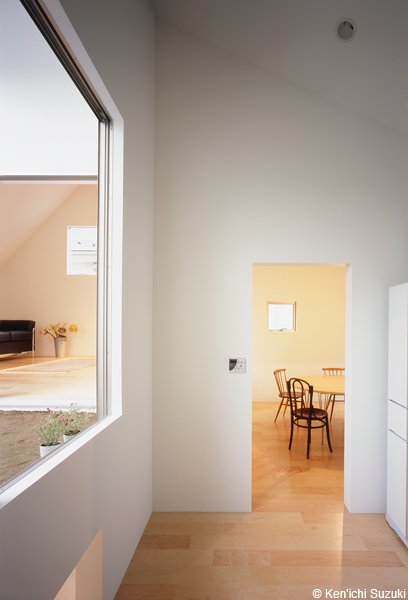 house with gardens tetsuo kondo architects